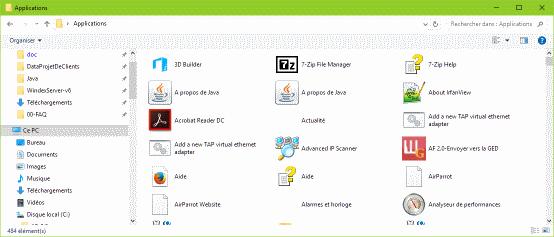 Explorer-AppFolder