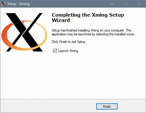 Serveur X11 pour Windows